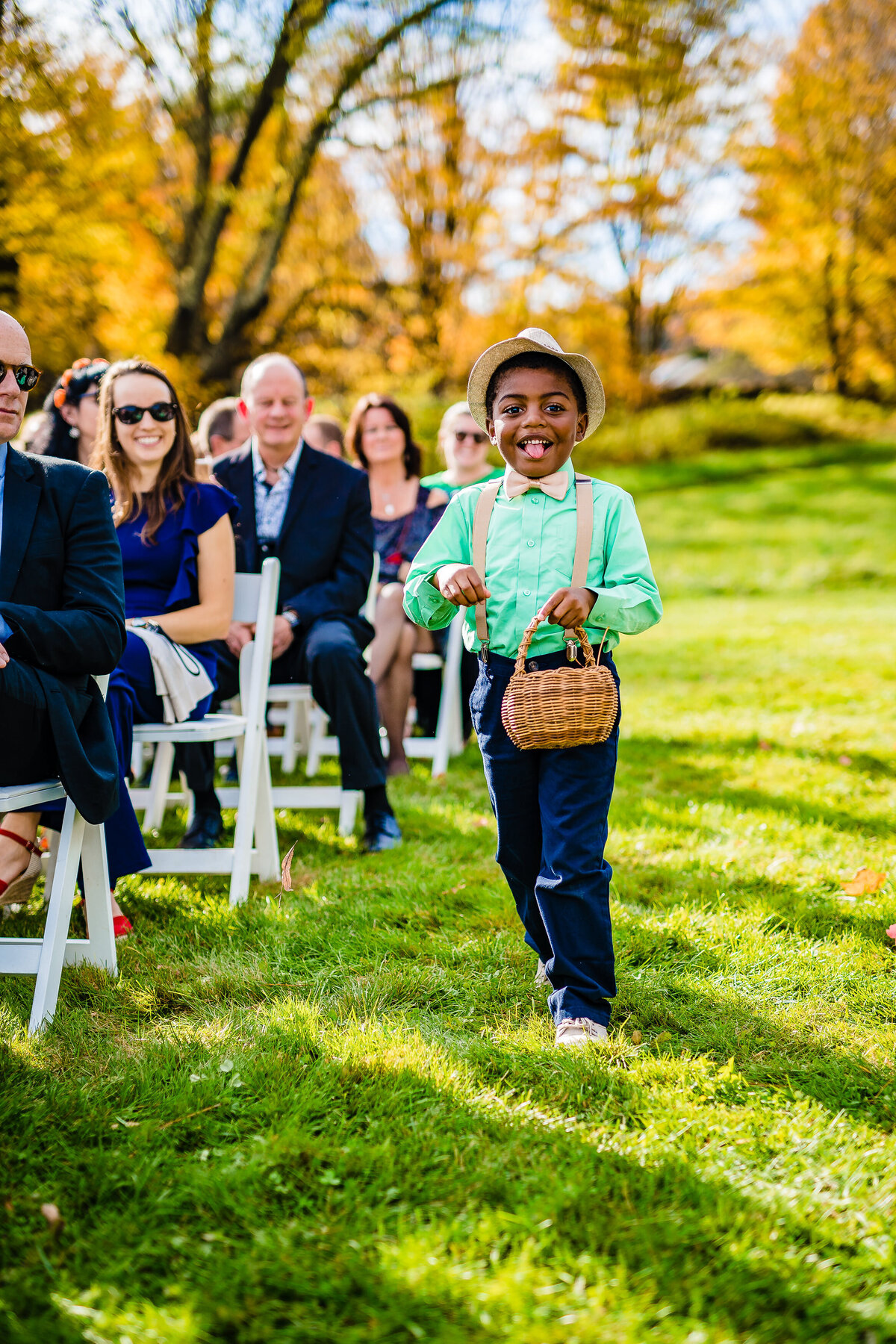 wedding-ceremony-ring-bearer-vermont-outdoor-wedding-andy-madea-photography