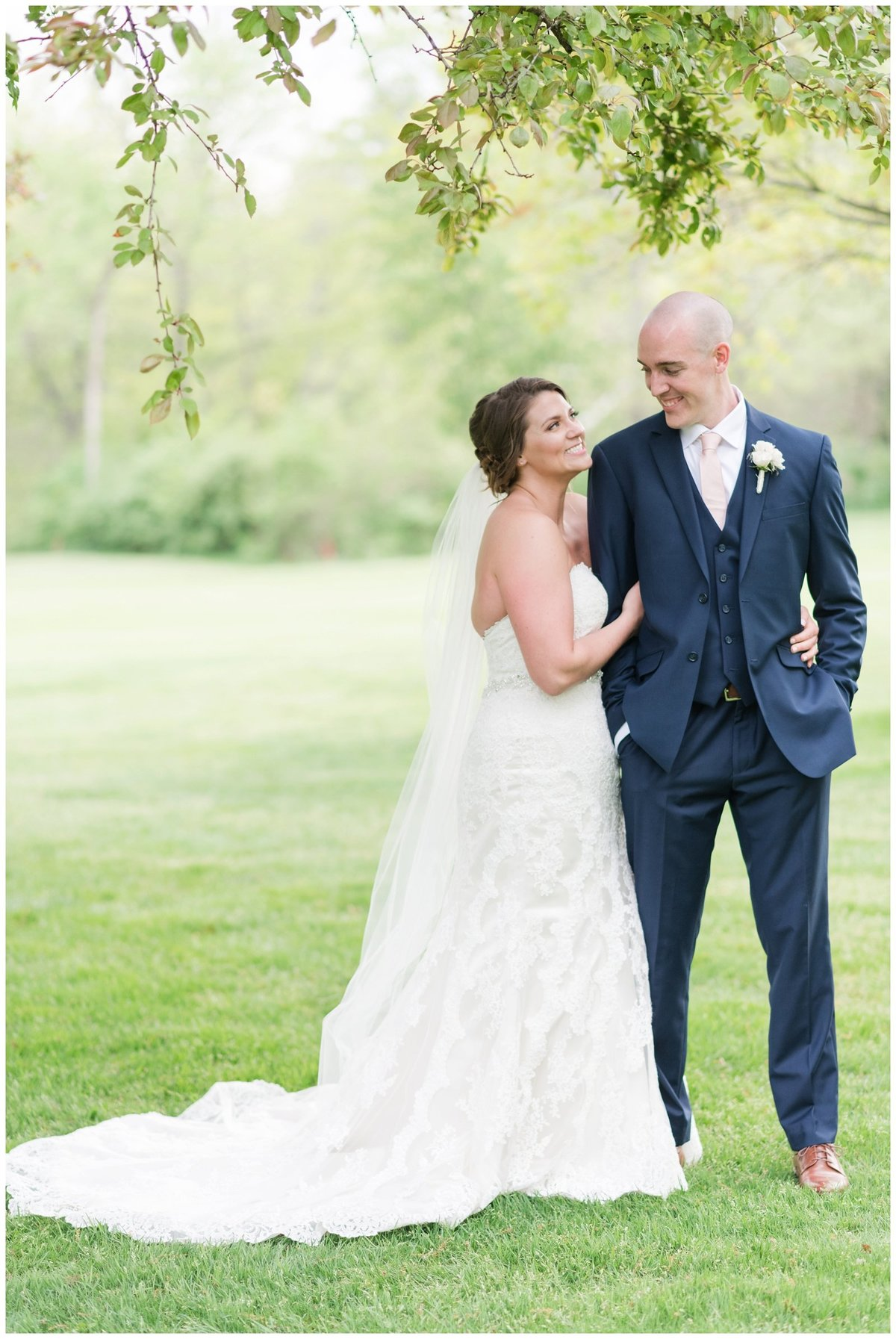 columbus ohio wedding photos brookside golf and country club outdoor wedding_0071