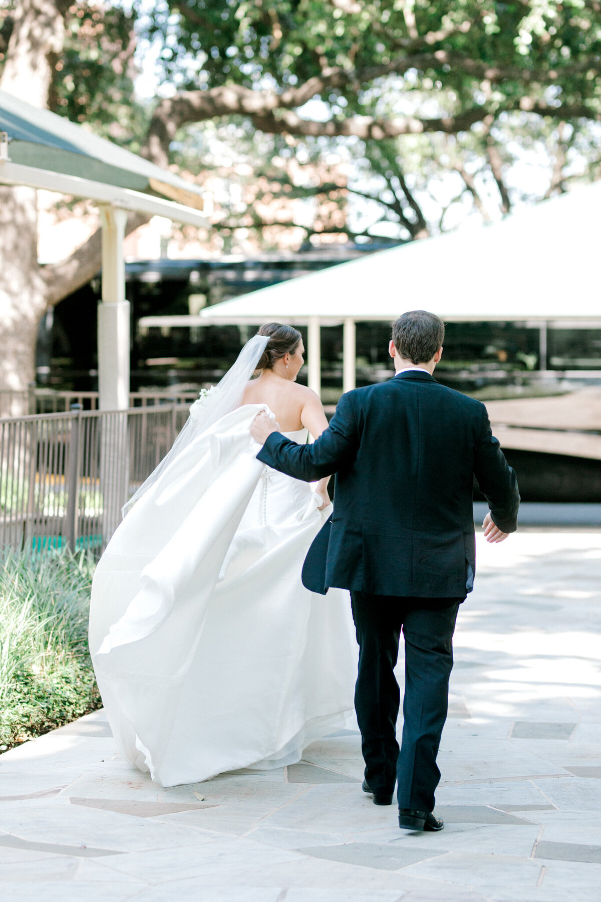Wedding at the Crescent Court Hotel and Highland Park United Methodist Church in Dallas | Sami Kathryn Photography | DFW Wedding Photographer-138