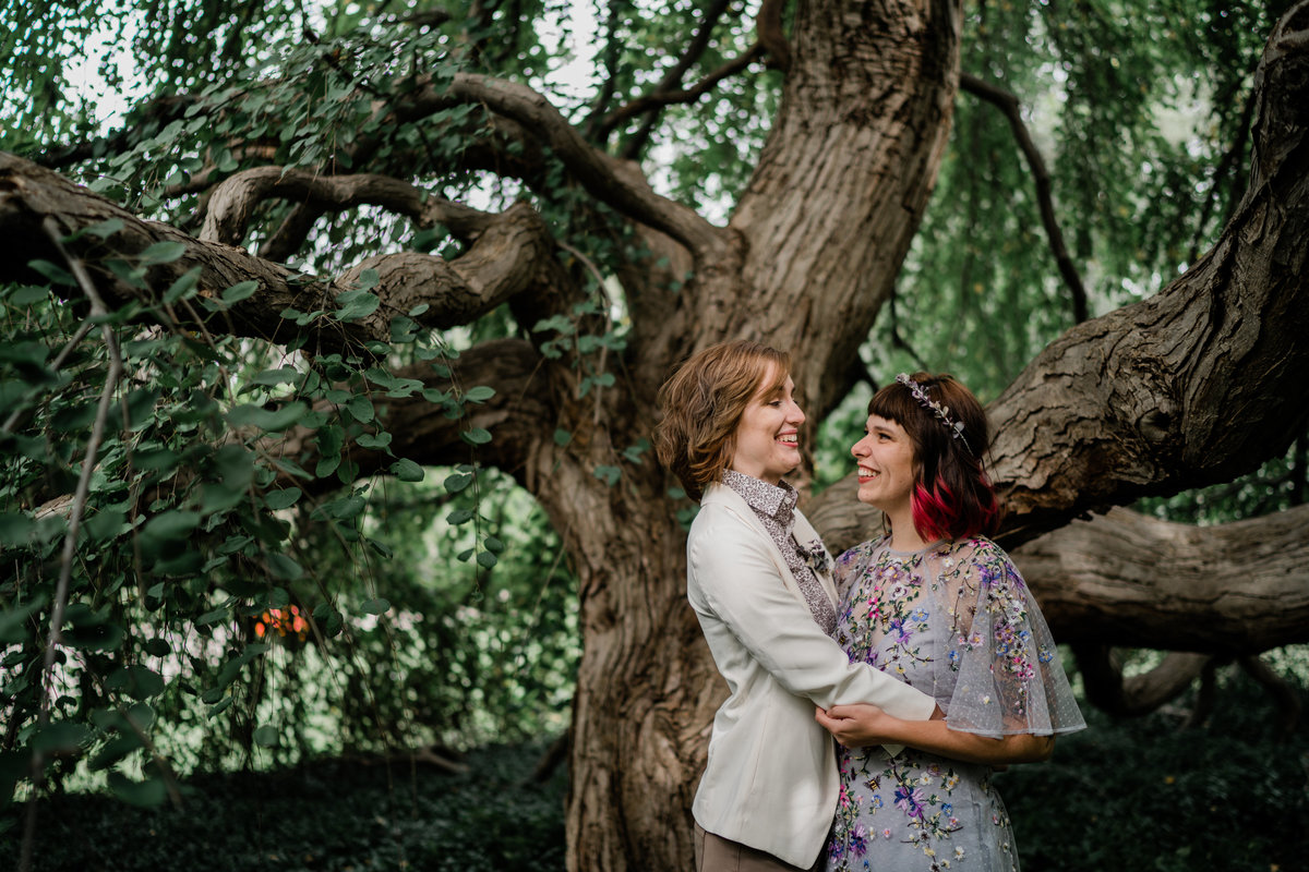 Claire and Rachel Pre Elopement LGBTQ friendly Cincinnati Wedding Photographers-15