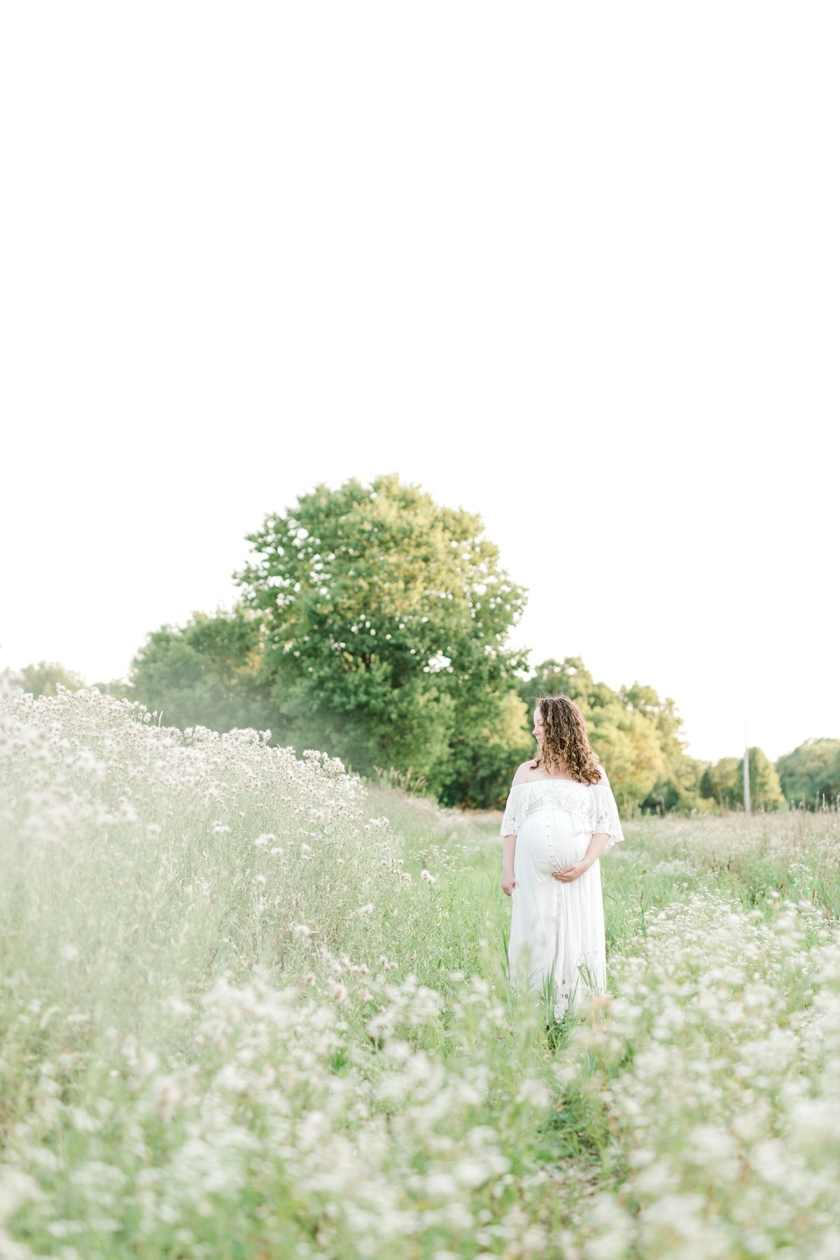 ETHEREAL SUMMER MATERNITY SESSION | MECHANICSBURG MATERNITY PHOTOGRAPHER_0975