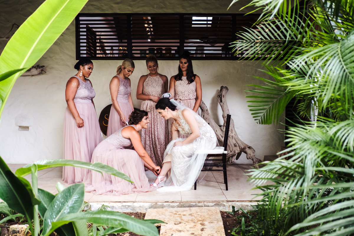 Cap Maison St Lucia Destination Wedding - 062