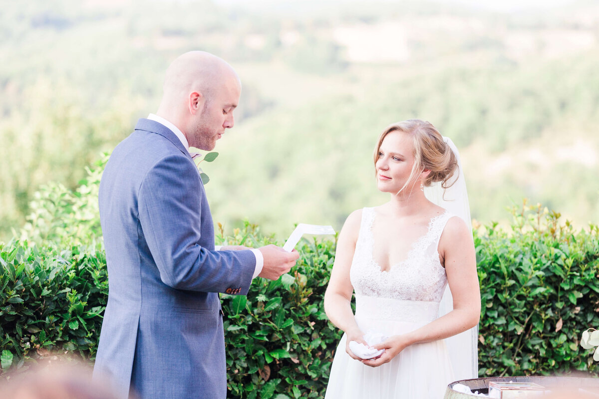 Wedding B&S - Umbria - Italy 2017 27
