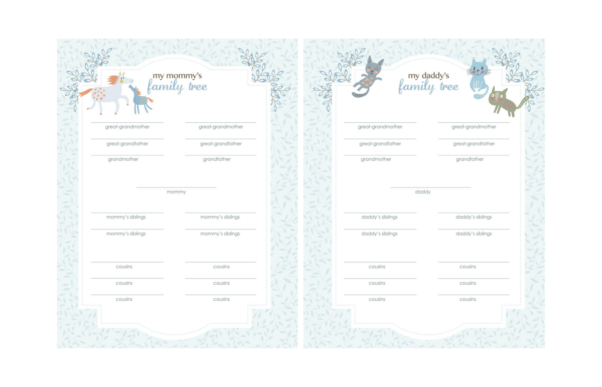 Baby-Book-Pages-Blue-8-9