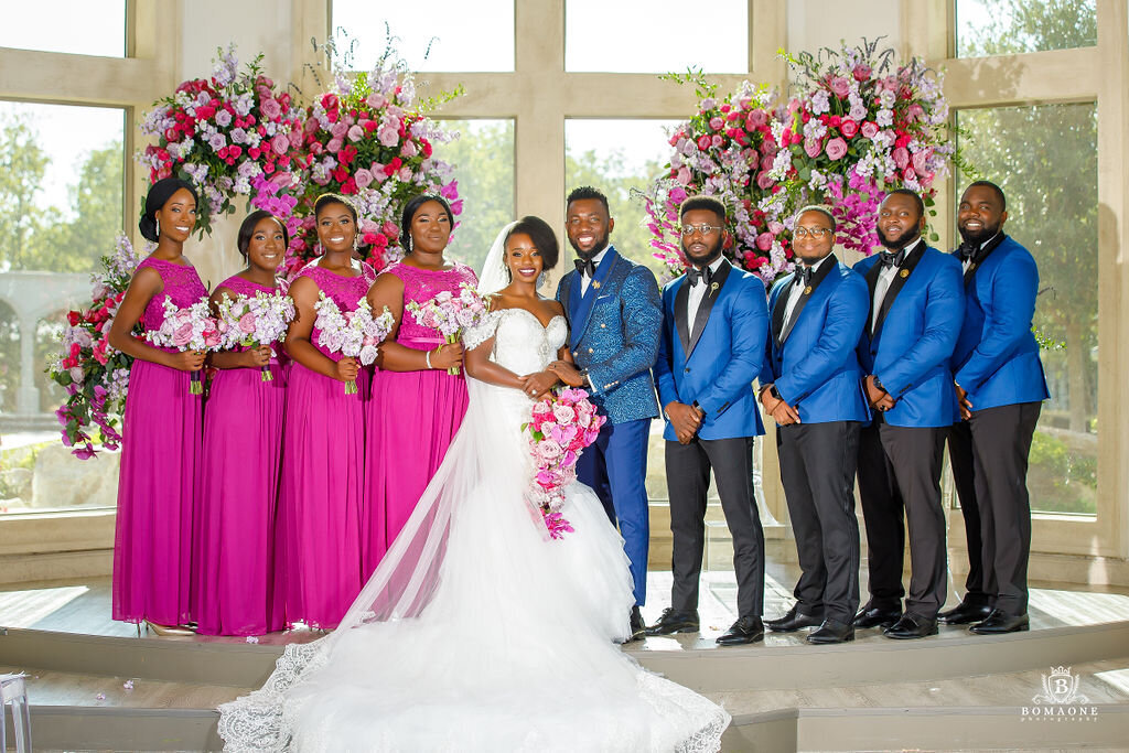 Dallas Wedding Planner Touch of Jewel Events Luxury Black Wedding Planner Dallas Knotting Hill Place Wedding (141)