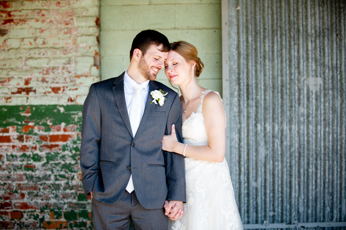 Wedding at The Cotton Room and Beltline Station