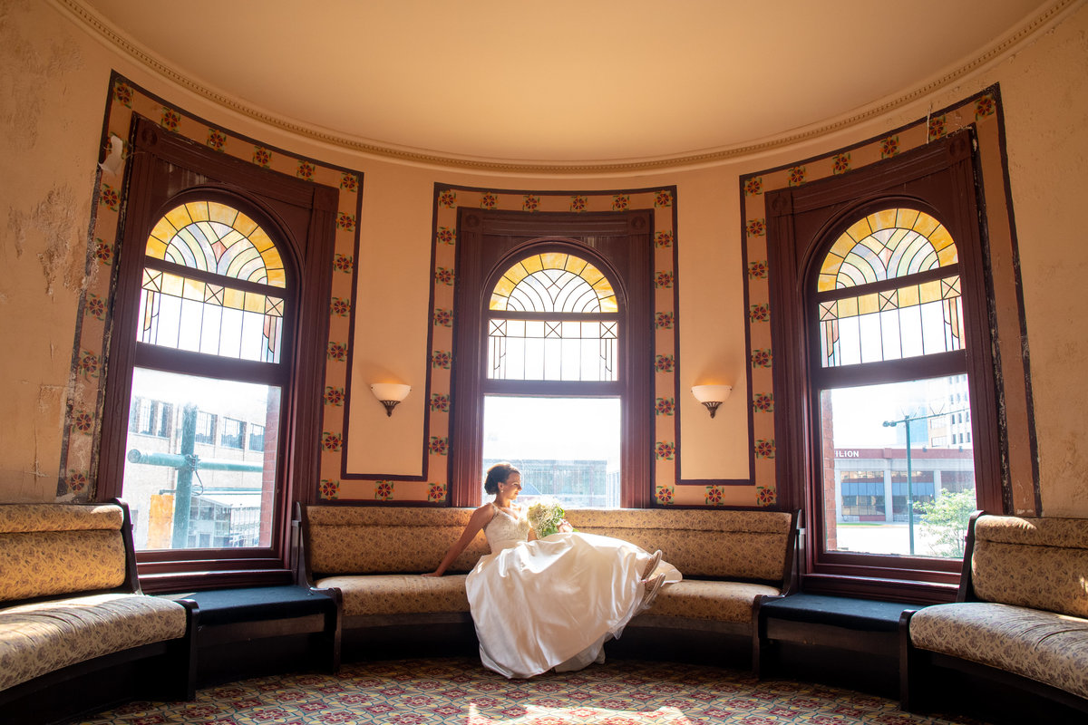 union staton crowne plaza wedding