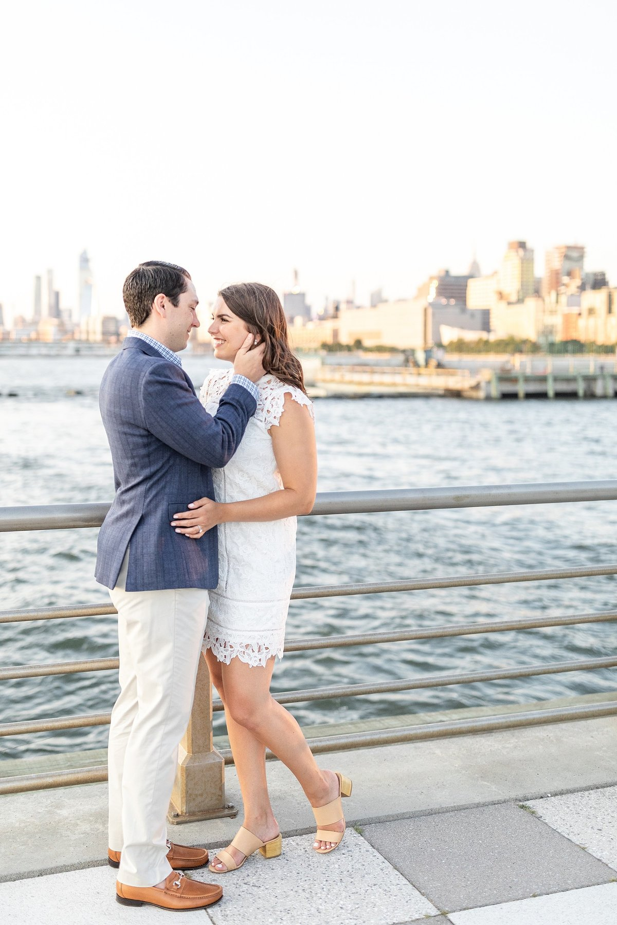 Tribeca New York Engagement Session By Halie-0860