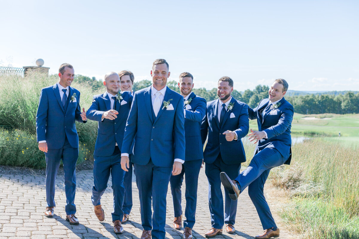 Groomsmen Group Photos
