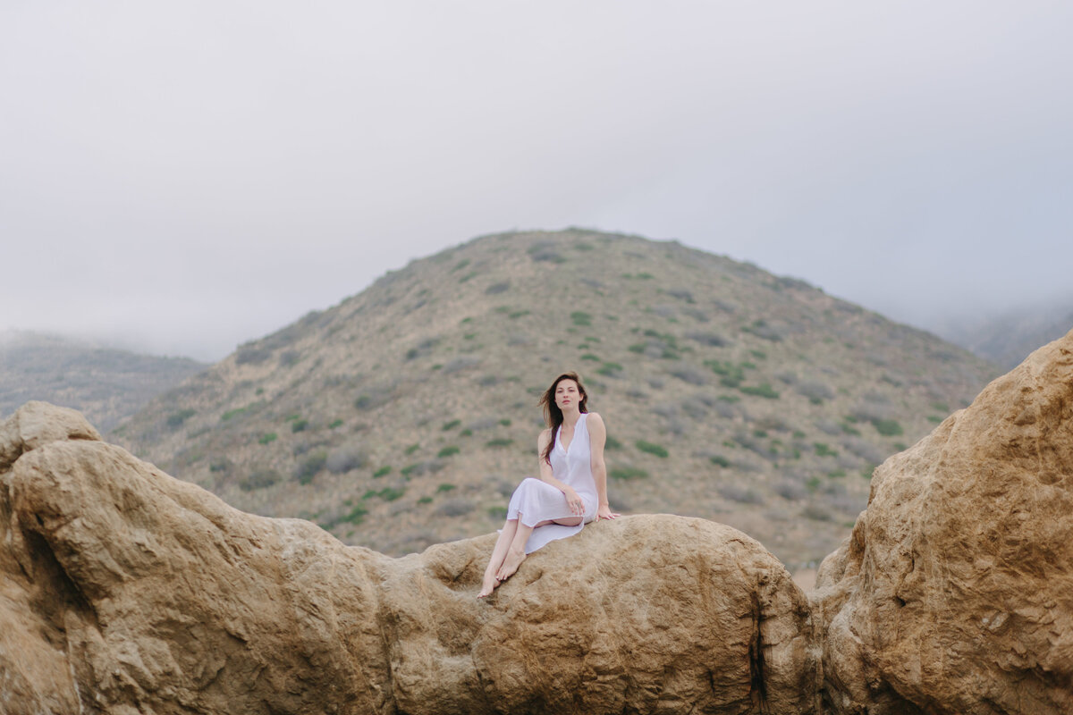 El Leo Carrillo Beach Malibu Angelika Johns Photography-3619