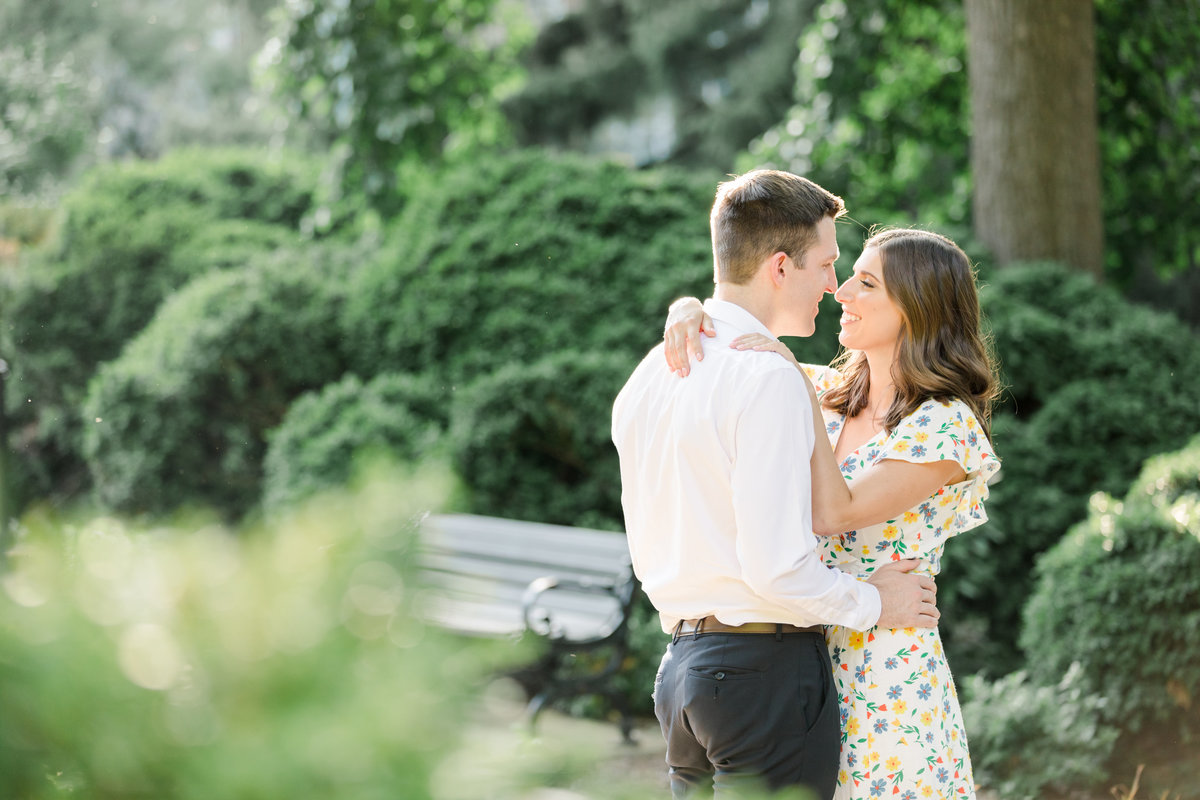 Lehigh University Engagement Session-49