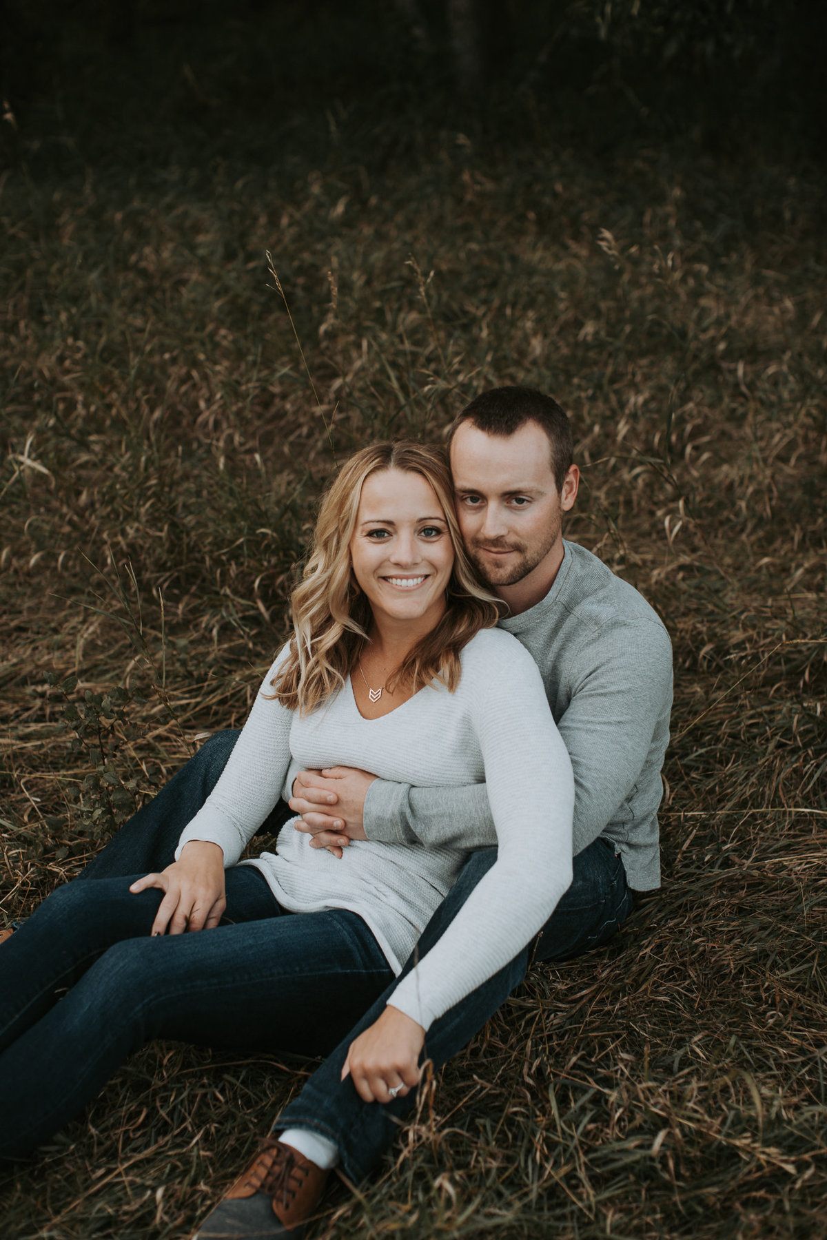 Montana couples photographer for engagement session