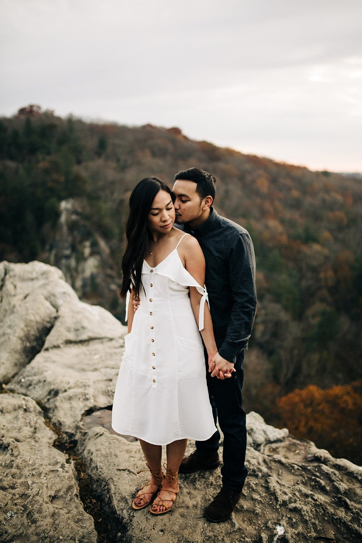 rocks-state-park-maryland-sunrise-engagement-session-rebecca-renner-photography_0004