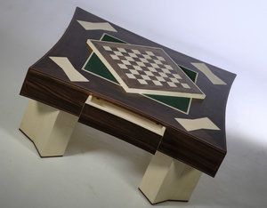 Coffee and Game Table by Sam Rouse Furniture