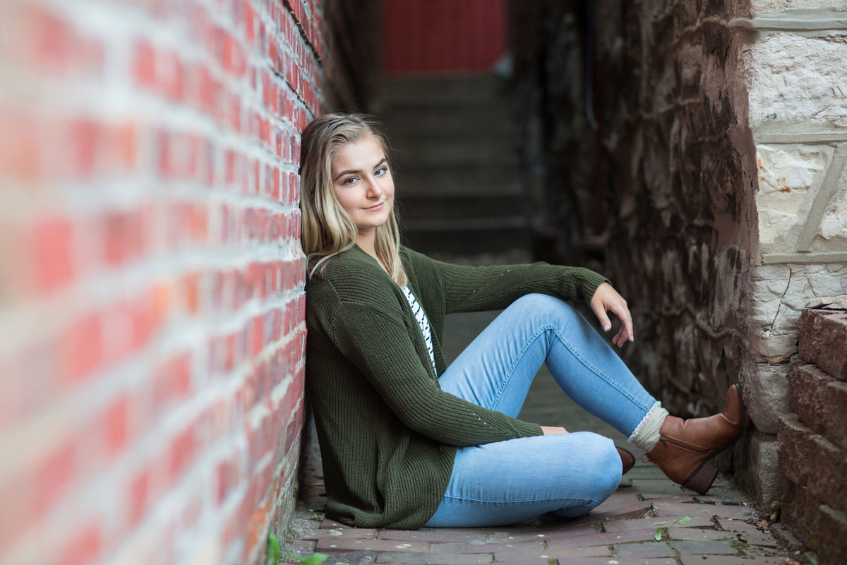 L Photographie St. Louis city senior pictures 48