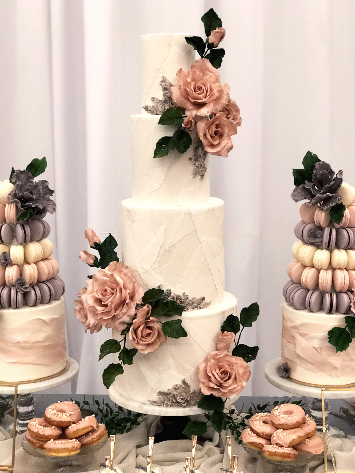 Whippt Desserts - Wedding Cake 2019