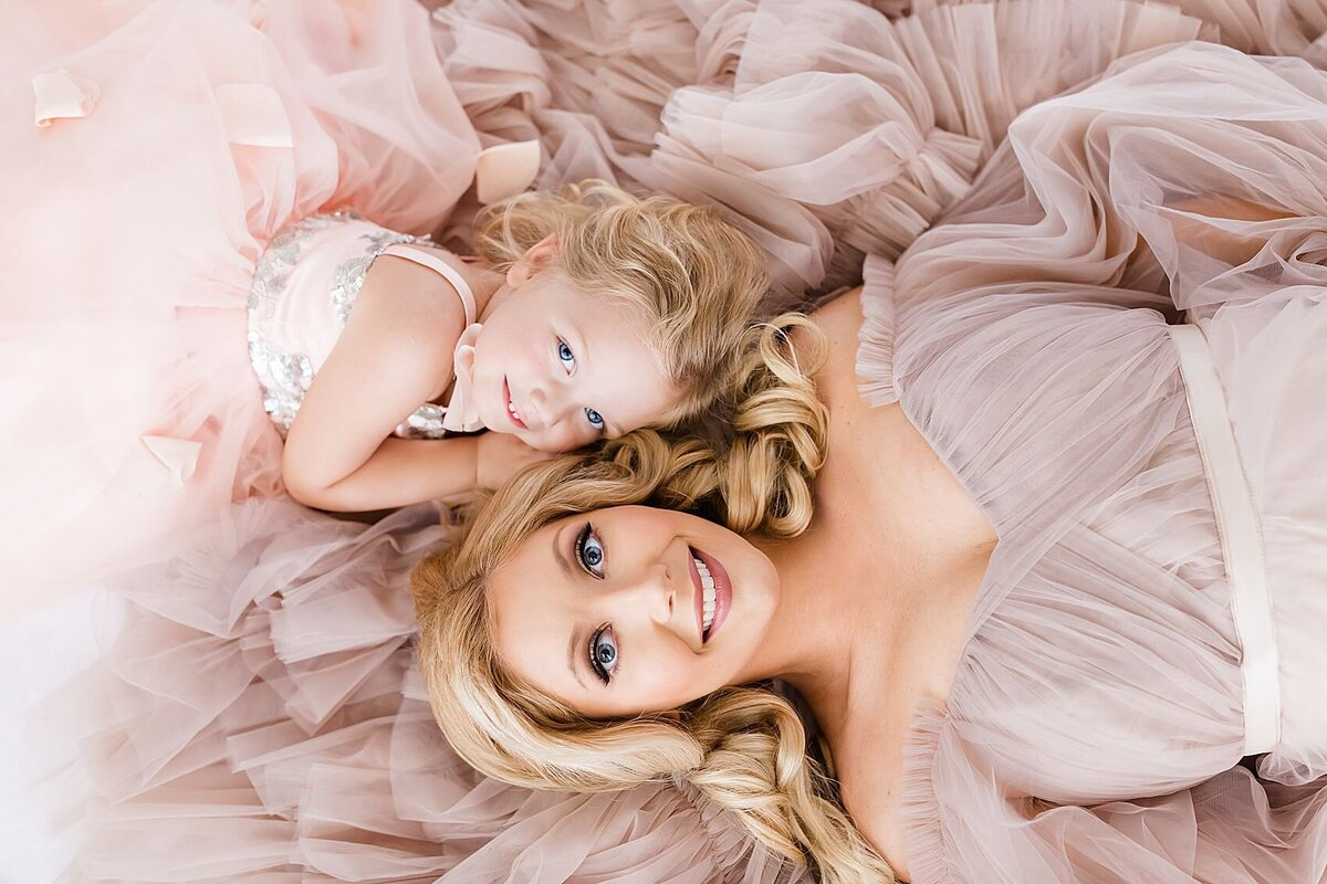 orlando glam maternity photographer