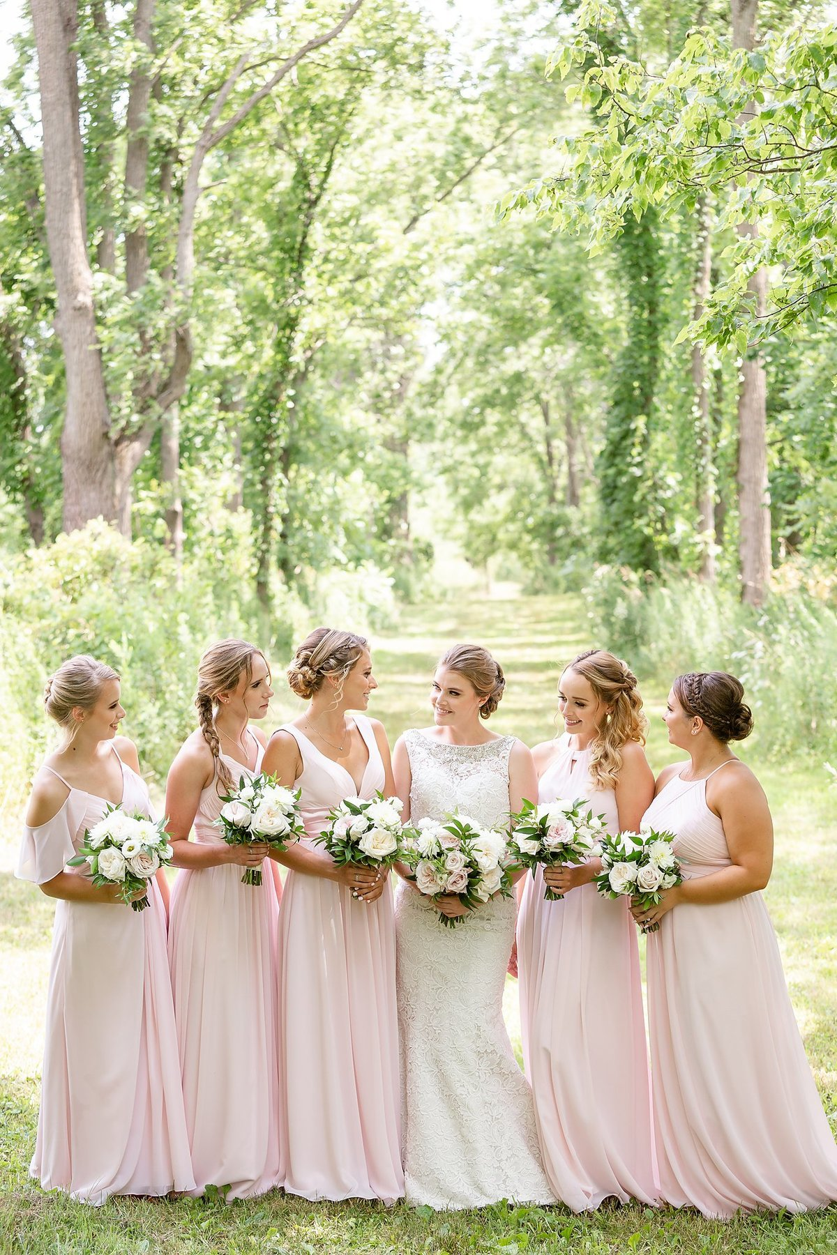 Southwestern Ontario Summer Farm Wedding | Dylan and Sandra Photography 098