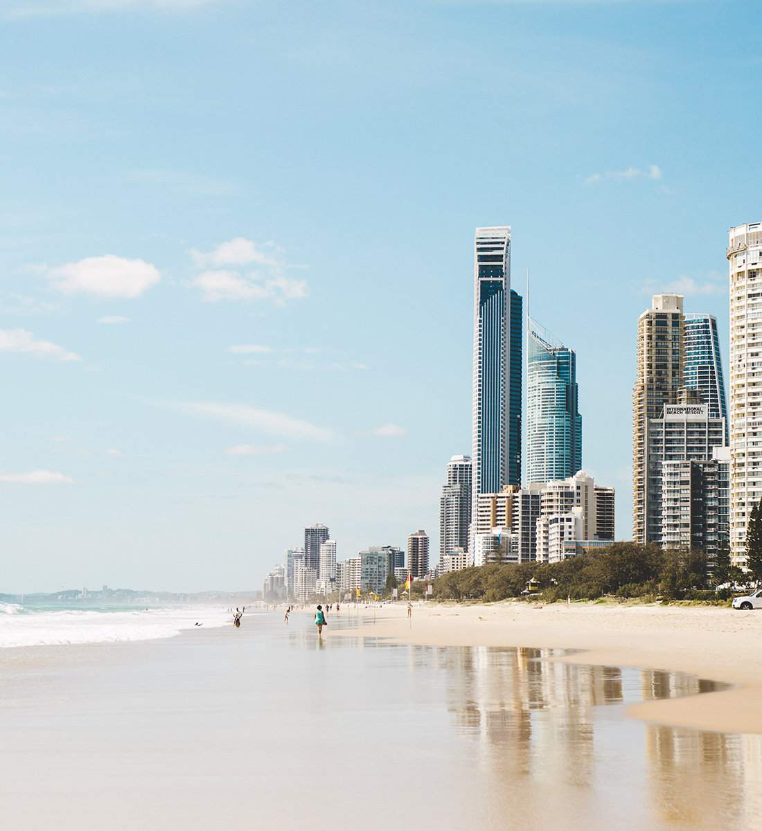 Better Living Gold Coast High Rises on the Beach, Q1 and Skyline