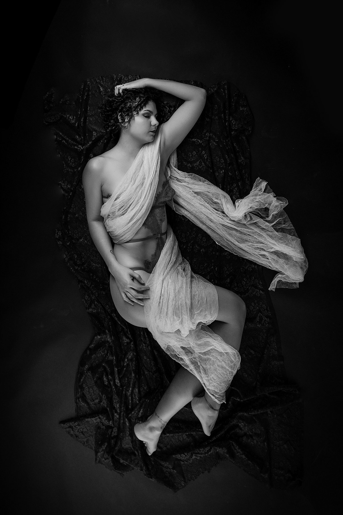 baltimore fine art boudoir