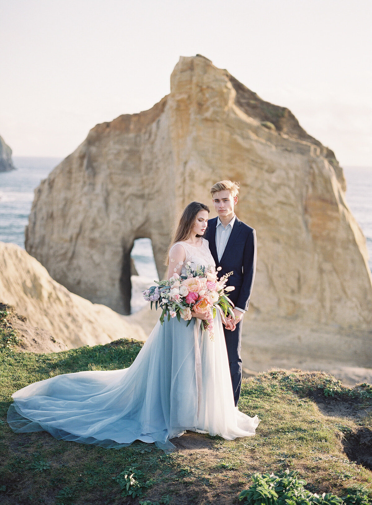 05-14 Cape Kiwanda Styled Elopement, Oregon-34-2