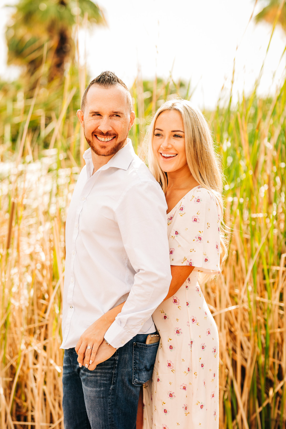 Savannah + Colin - Engagement Session - Lunabear Studios-194