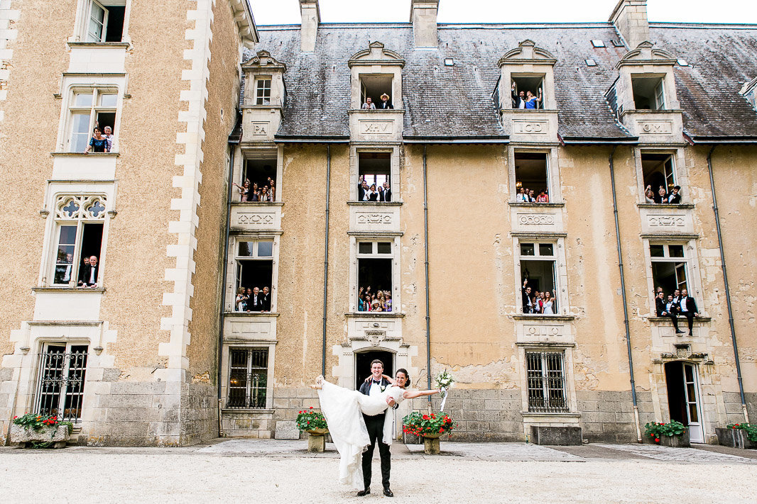 chateau st julien ars wedding in france