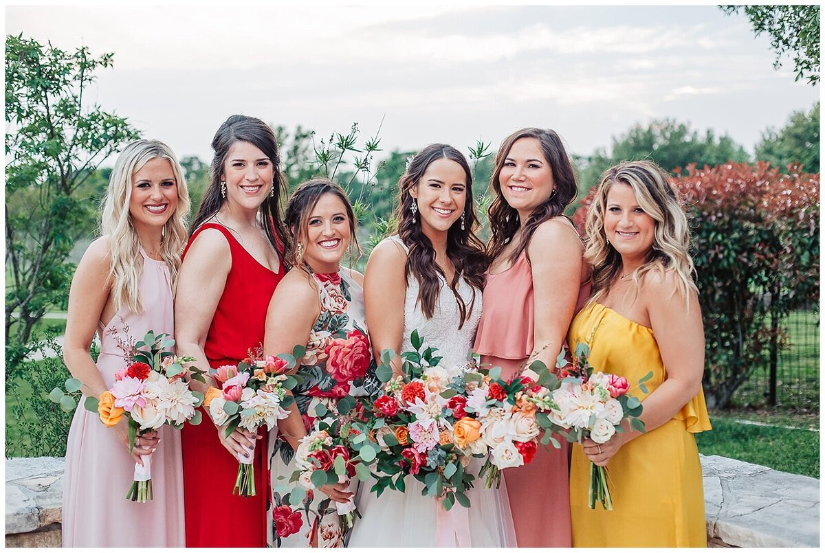 Vibrant Boho Wedding at Emery's Buffalo Creek - Houston Wedding Venue_0058