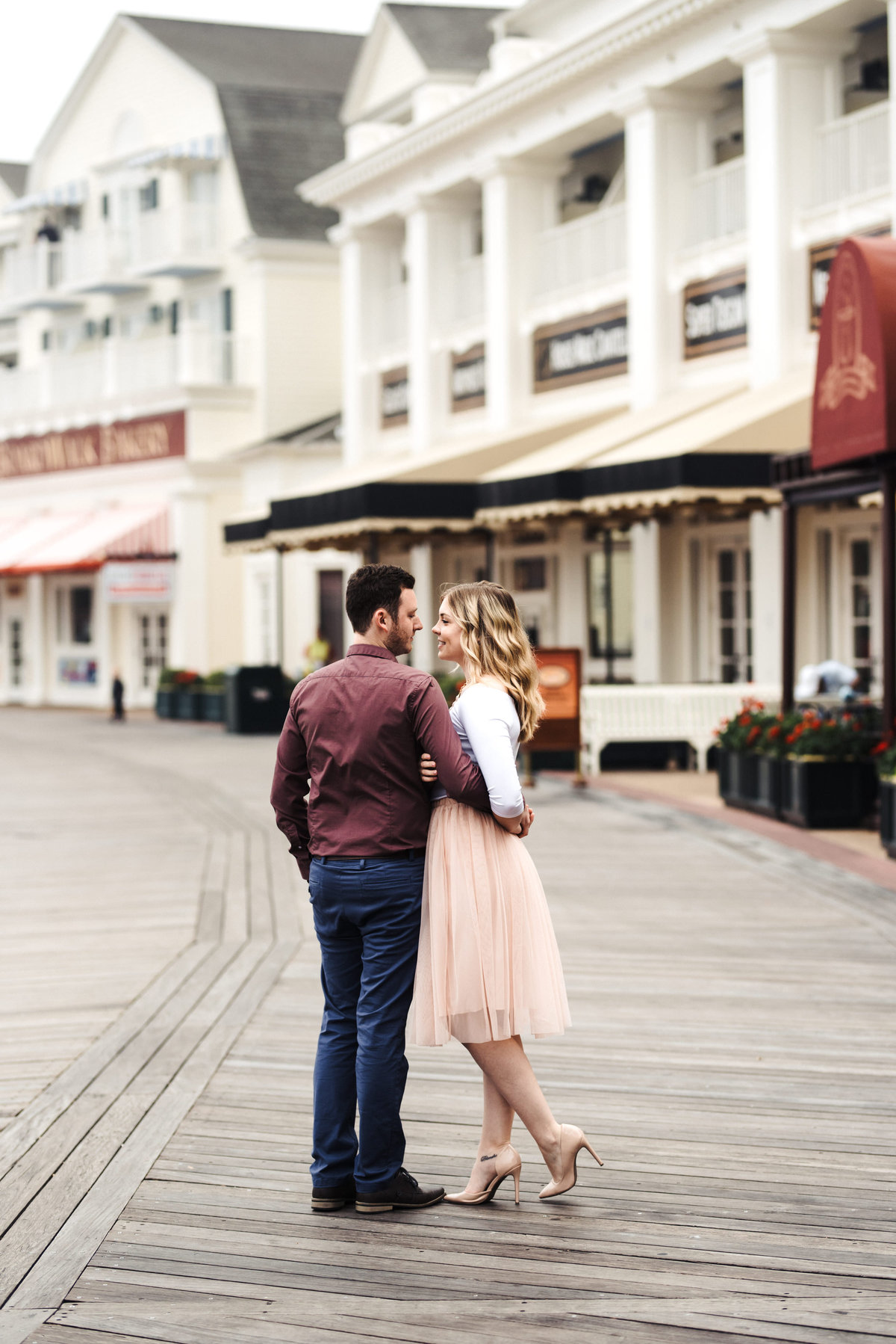 Ally & Brett's Disney Engagement Session (53 of 243)