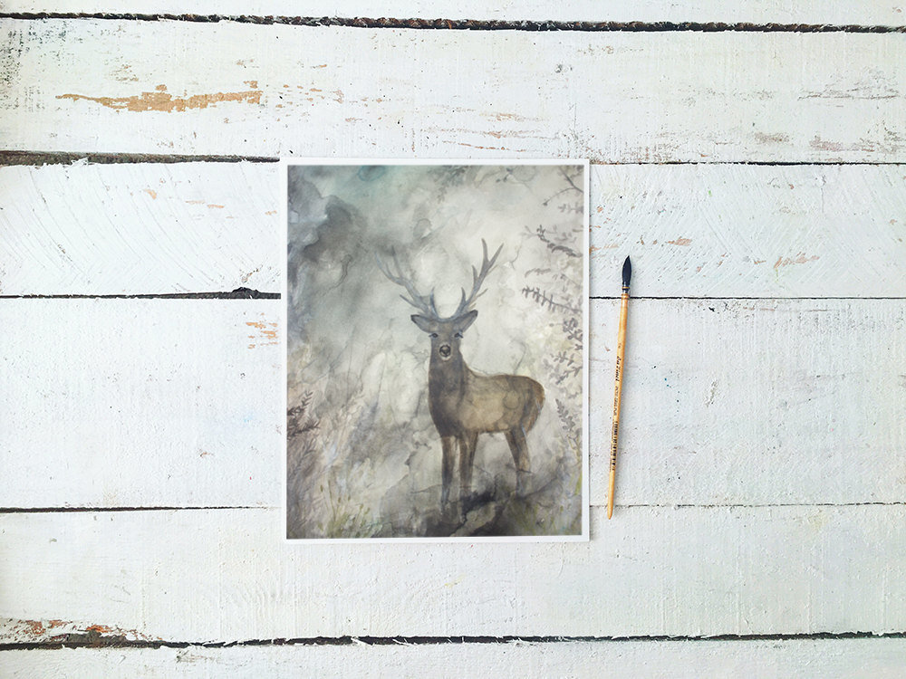 Buck_Deer_in_Field_Watercolor_Art_-_Instant_Download_Print_-_Watercoloring_-_Nursery_Decor_-_Waterco-508067505-_1