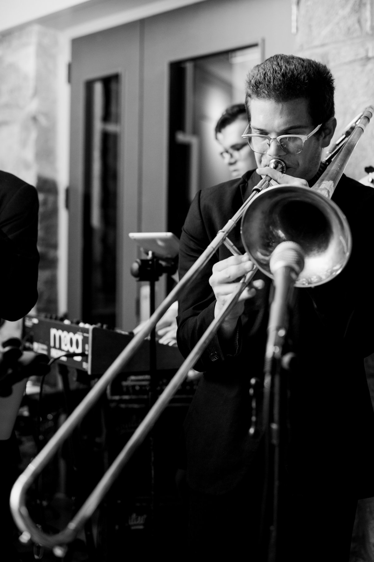 Band at the Greystone at Piedmont Park Wedding