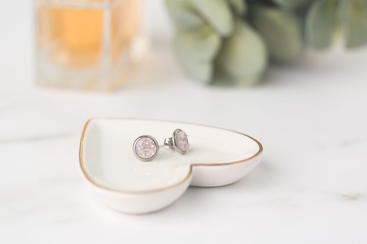 Atelier21 Co - Druzy Earrings-34