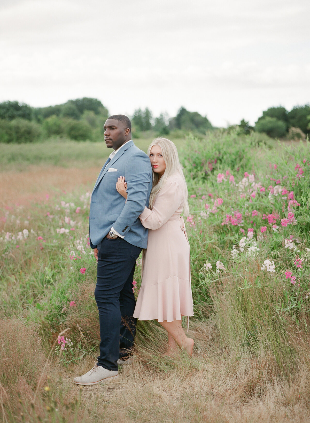 Elle & Ron's Engagement Session - Tetiana Photography-40
