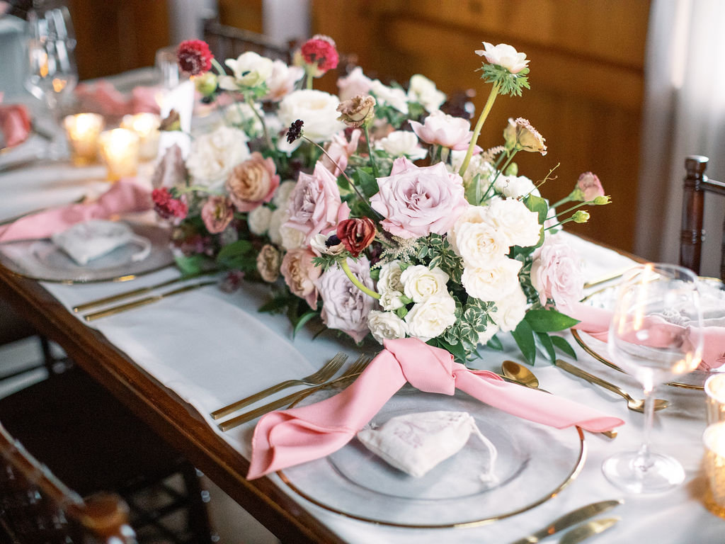 wedding centerpiece delaware florist fall