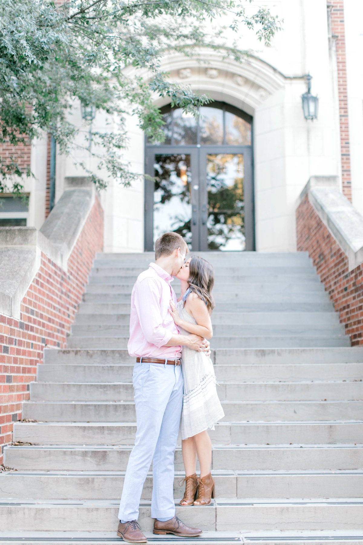 Melanie Foster Photography - Norman Oklahoma Senior and Engagement Photographer - Couple Engagement Photo - 53