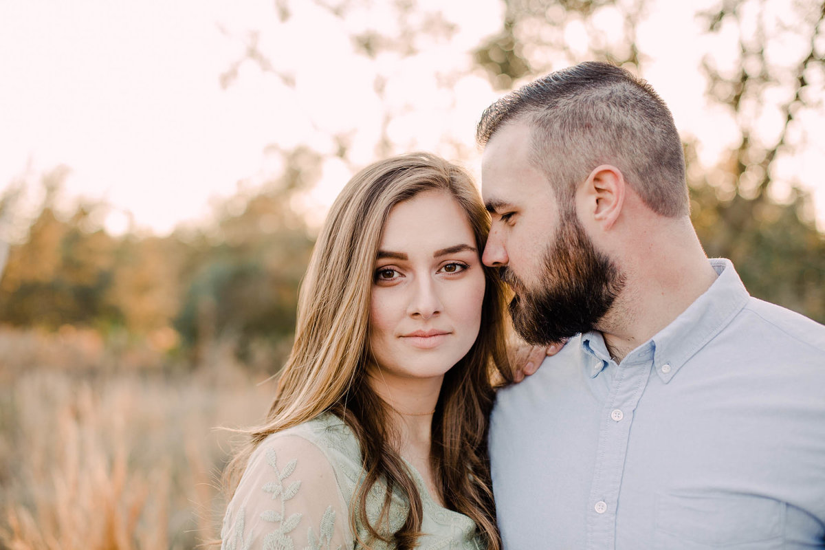 Rustic field engagement in Lecanto