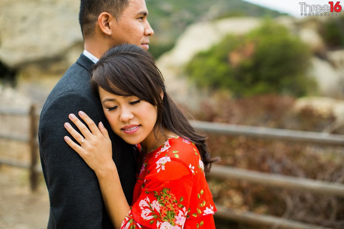 Laguna Coast Wilderness Park Engagement Beach Photography_2
