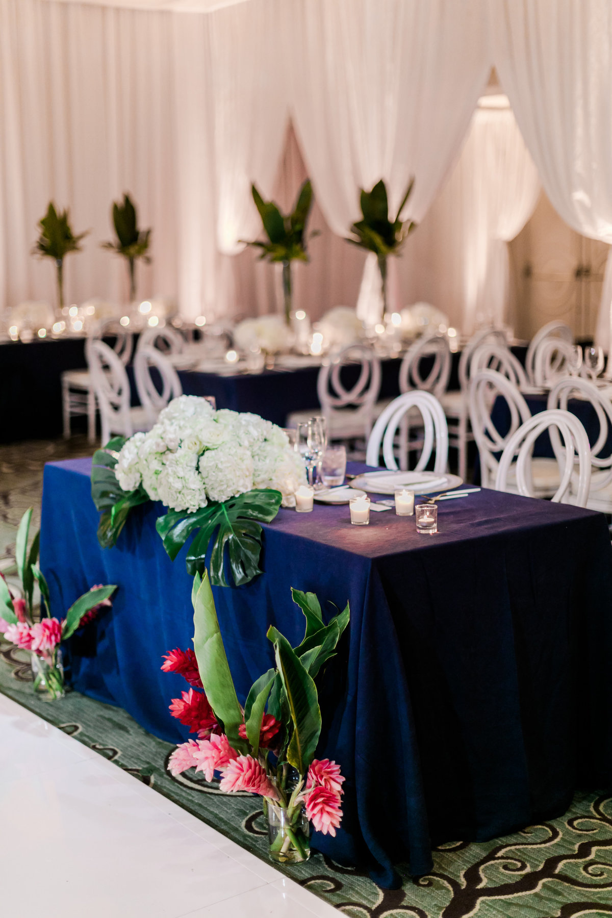 Tropical_Modern_Fairmont_Santa_Monica_Navy_Pink_Wedding_Valorie_Darling_Photography - 120 of 146