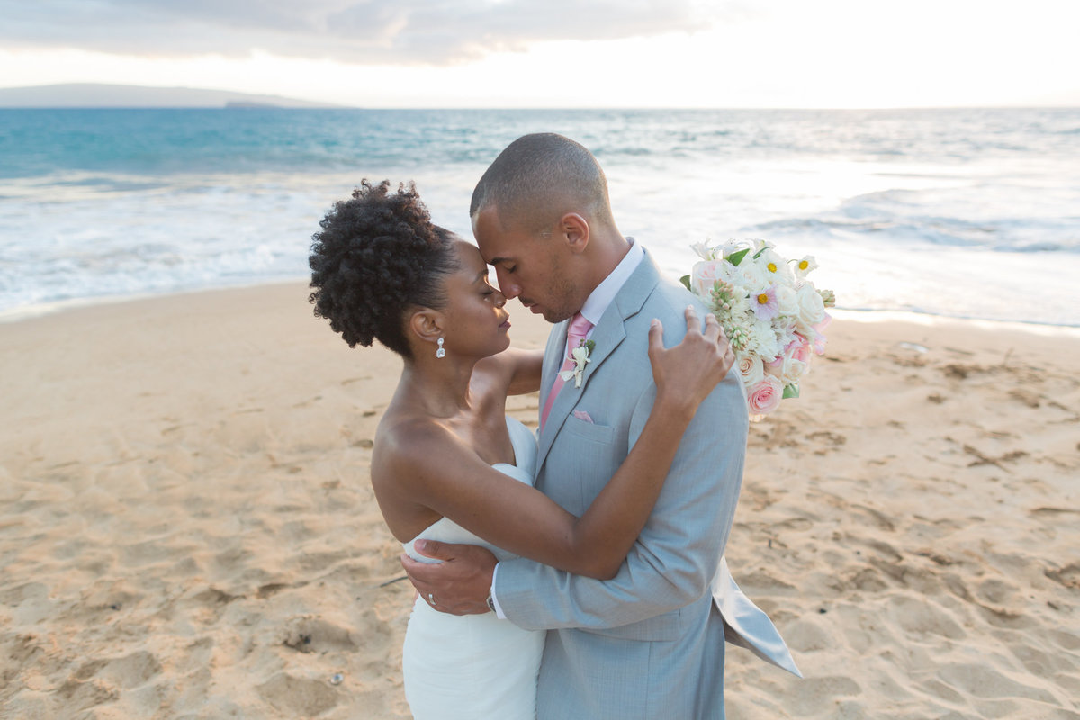 Simple Maui Wedding-61
