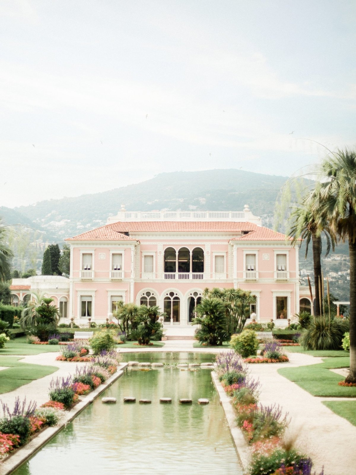 Wedding Villa Rothschild St Jean Cap Ferrat-64