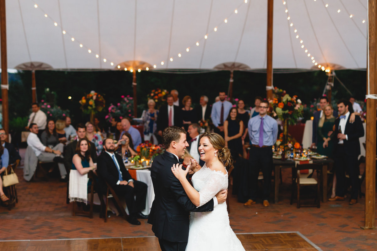 Maryland Wedding Photographer Brittland Manor Ceremony Tented Reception 150