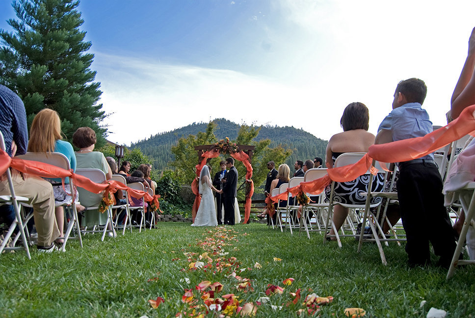 bass lake weddings