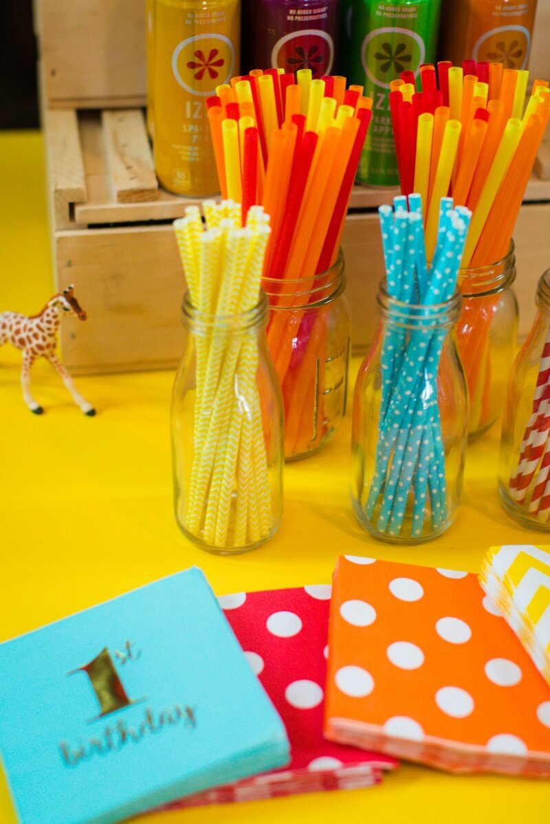 Circus Themed 1st Birthday Indianapolis Party Planner_0098
