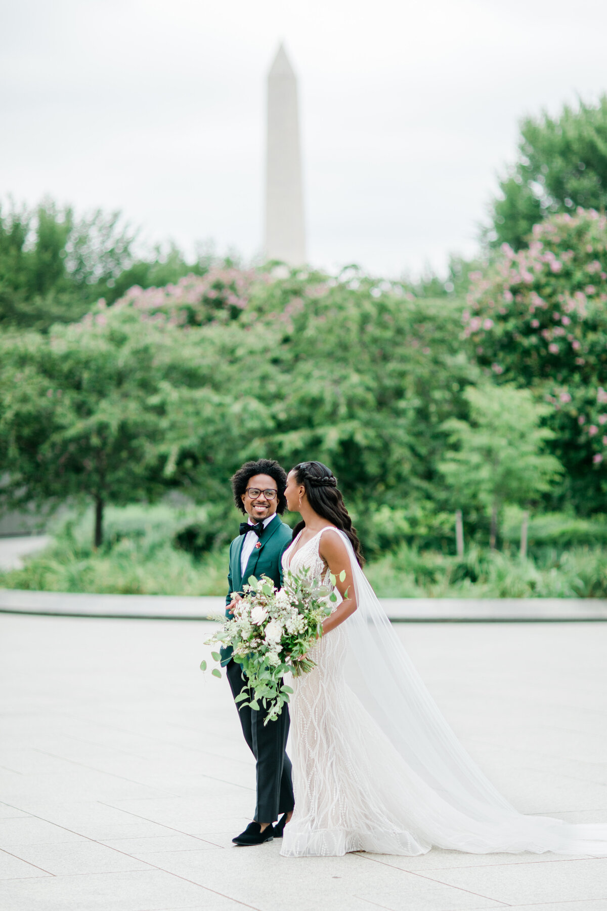 Solomon_Tkeyah_Micro_COVID_Wedding_Washington_DC_War_Memorial_MLK_Memorial_Linoln_Memorial_Angelika_Johns_Photography-3878