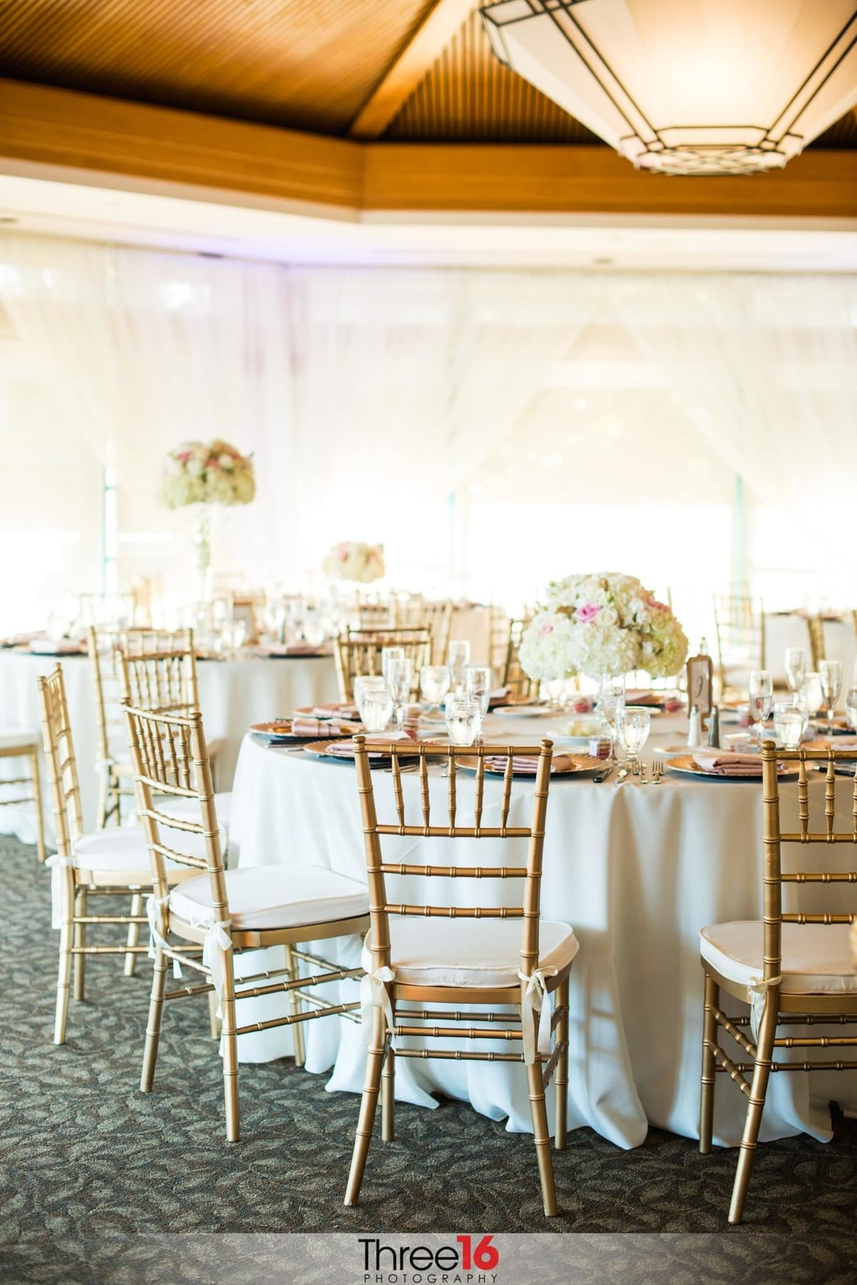 Coyote Hills Golf Course Wedding Reception