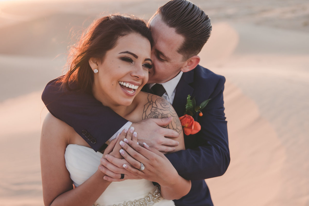Glamis Dunes Wedding Elopement
