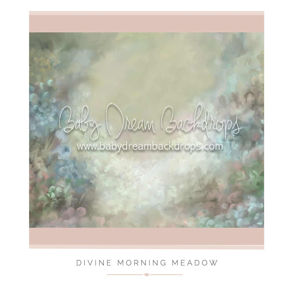 Divine Morning Meadow