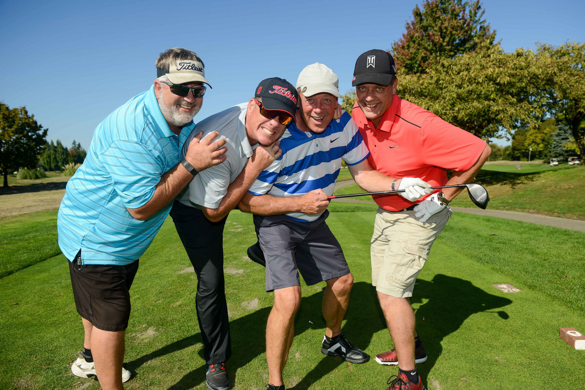 Golf-foursome-team-picture