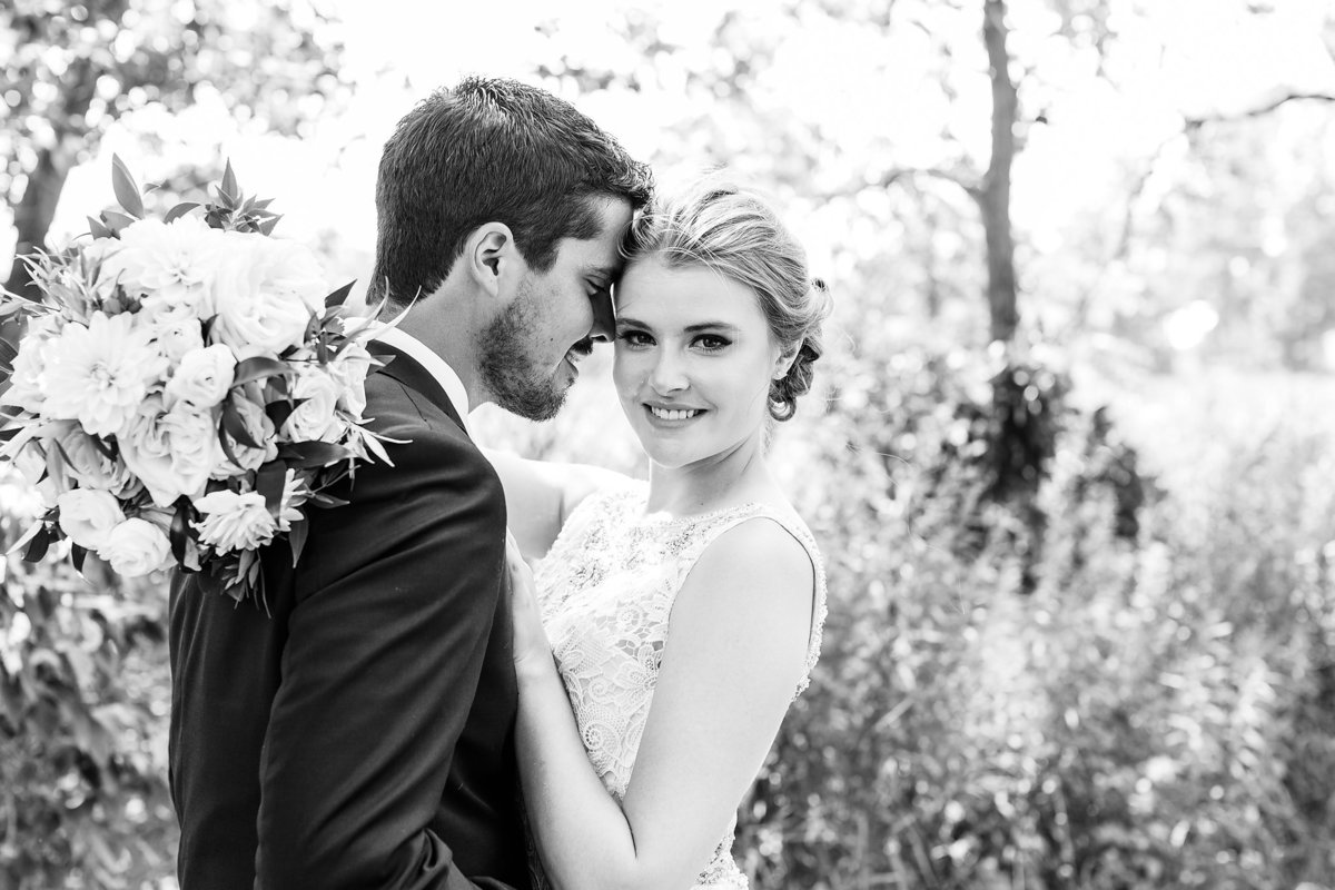 Southwestern Ontario Summer Farm Wedding | Dylan and Sandra Photography 118