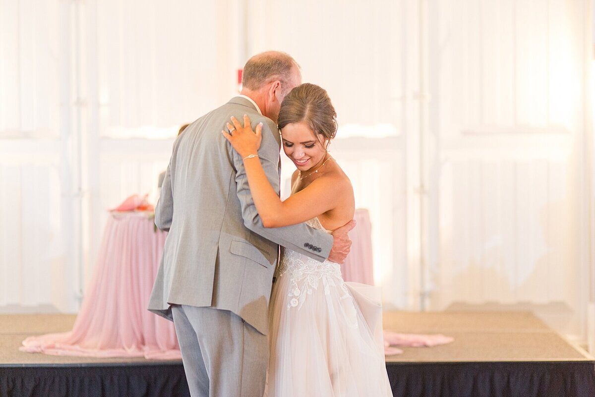 Kara Webster Photography | Meredith & Tyler | University Of Dayton Marriott Wedding Photographer_0093